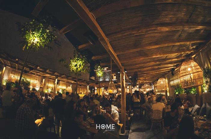 Home- It's a Feeling / Restoran / Lesvos (Midilli)